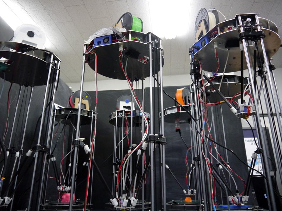第6回「横濱3Dプリンタ実践ゼミ」体験レポートを公開しました。