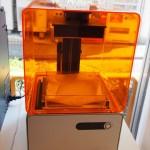 光造形方式3DプリンタFormlabs Form1+